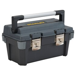 Stanley Tools - 20 in Professional Toolbox with Tray - 020300R