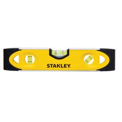 Stanley Tools - 9 in Magnetic Shock Resistant Torpedo Level - 43-511