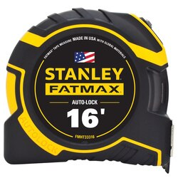 Stanley Tools - 16 ft FATMAX AutoLock Tape Measure - FMHT33316