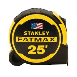 Stanley Tools - 25 ft FATMAX Tape Measure - FMHT36325S