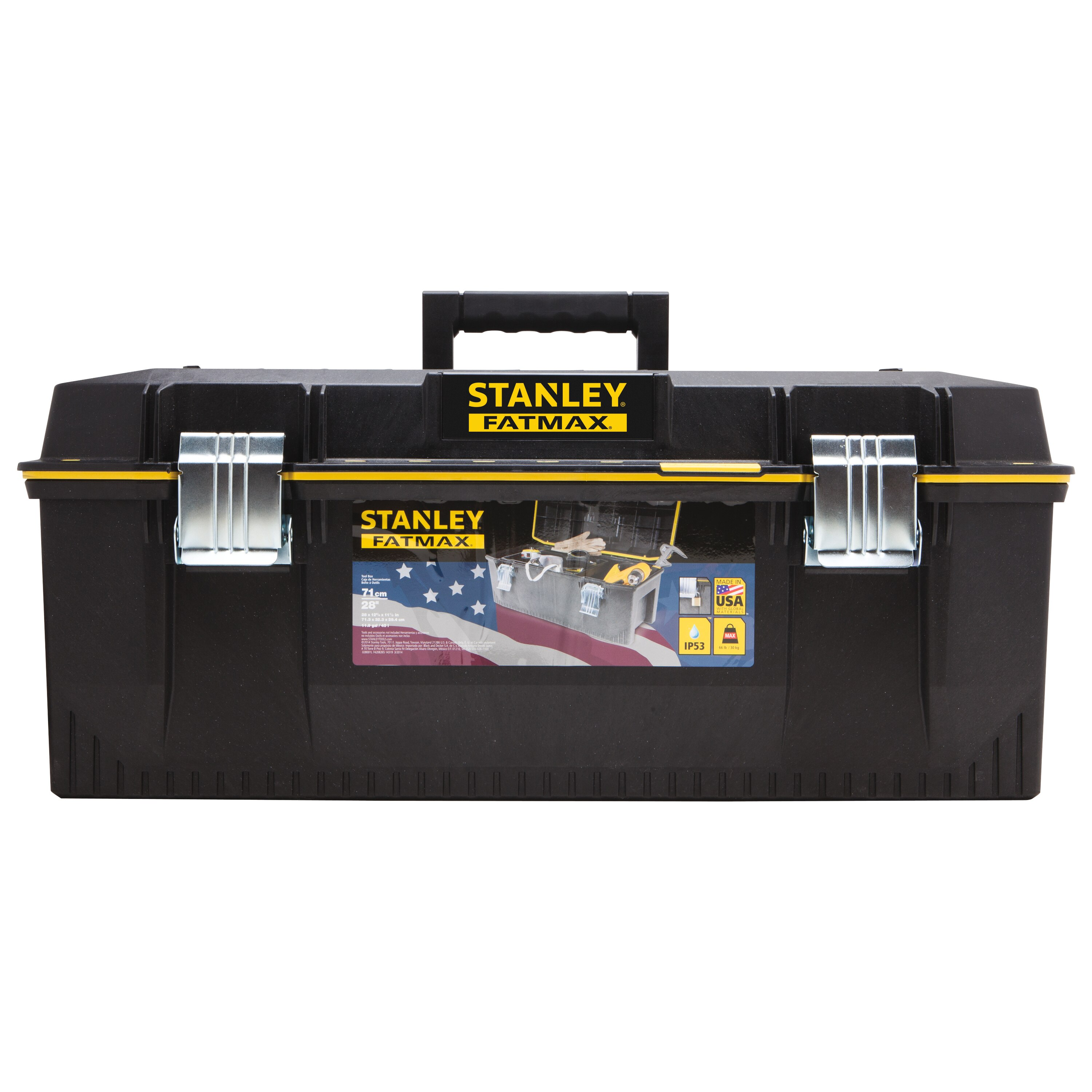 Stanley Tools - 28 in FATMAX Structural Foam Toolbox - 028001L