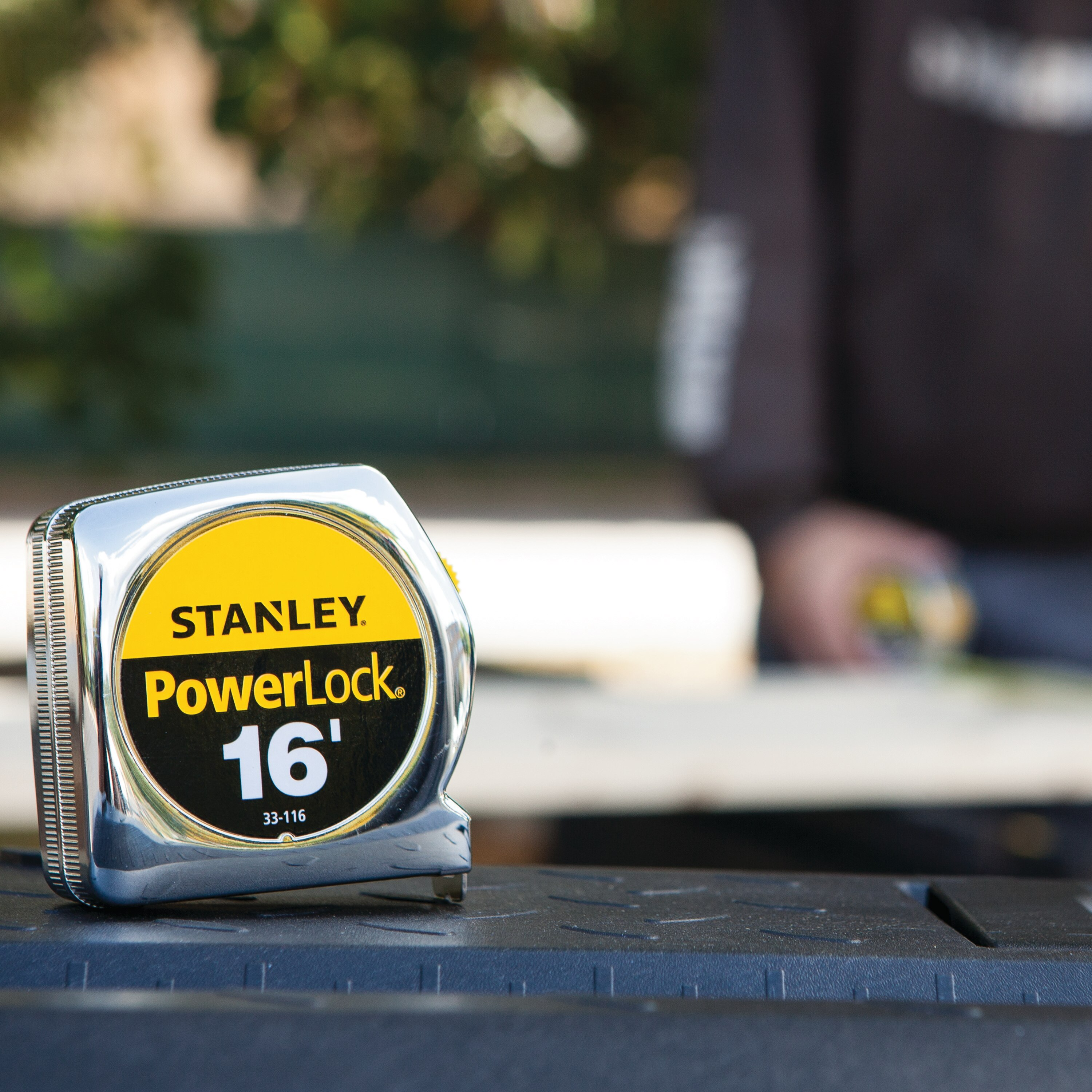 Stanley Tools - 16 ft PowerLock Tape Measure - 33-116