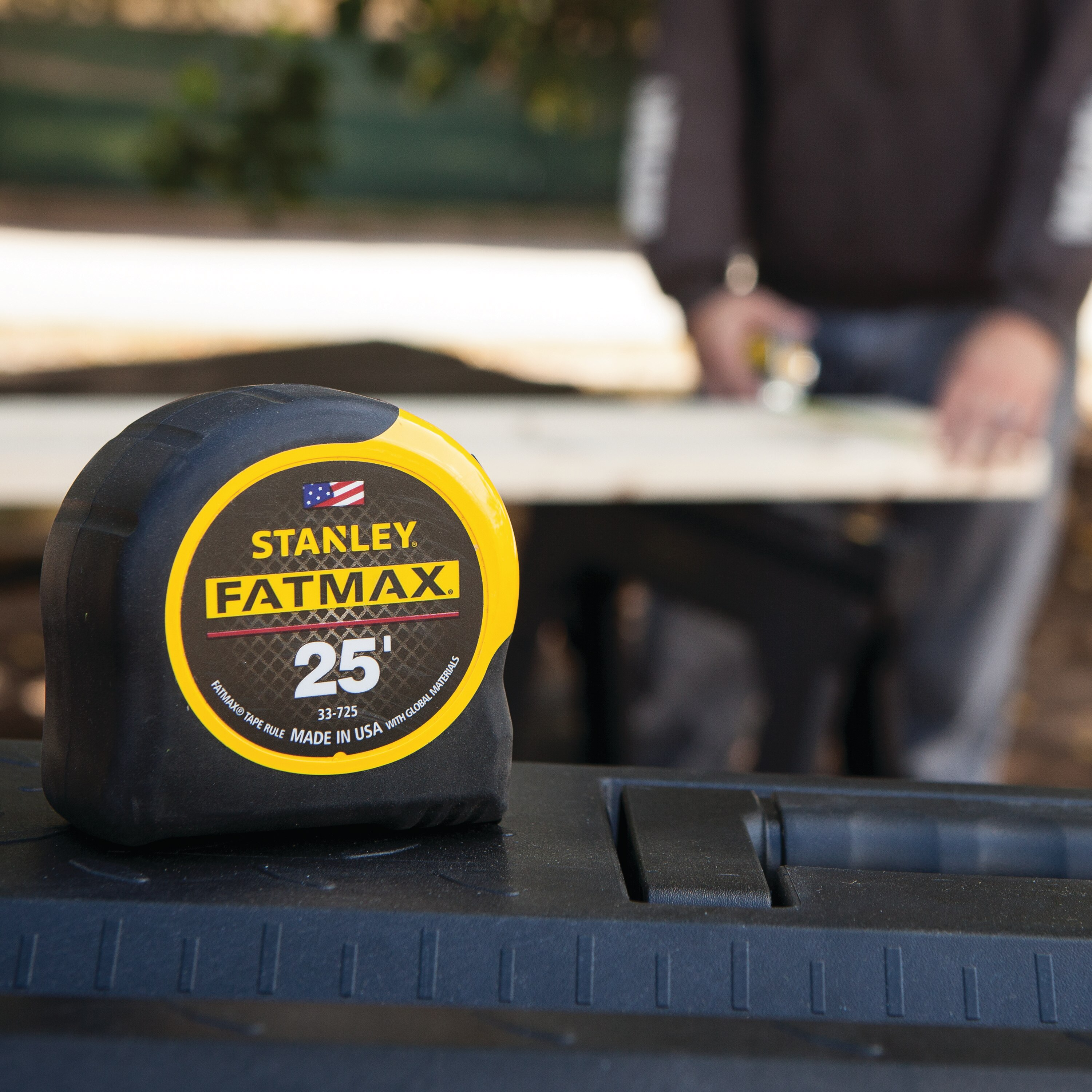 Stanley Tools - 25 ft FATMAX Classic Tape Measure - 33-725