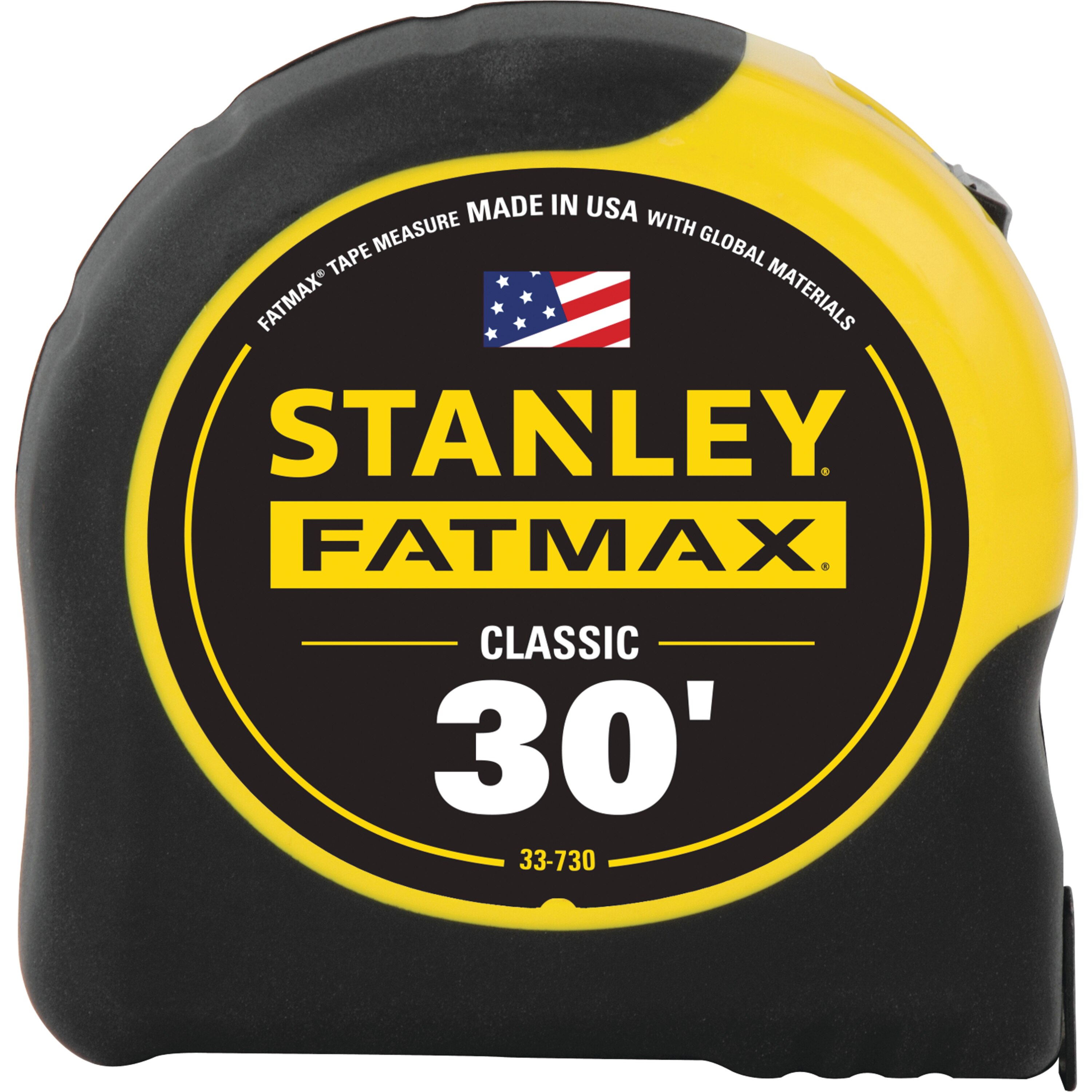 Stanley Tools - 30 ft FATMAX Classic Tape Measure - 33-730