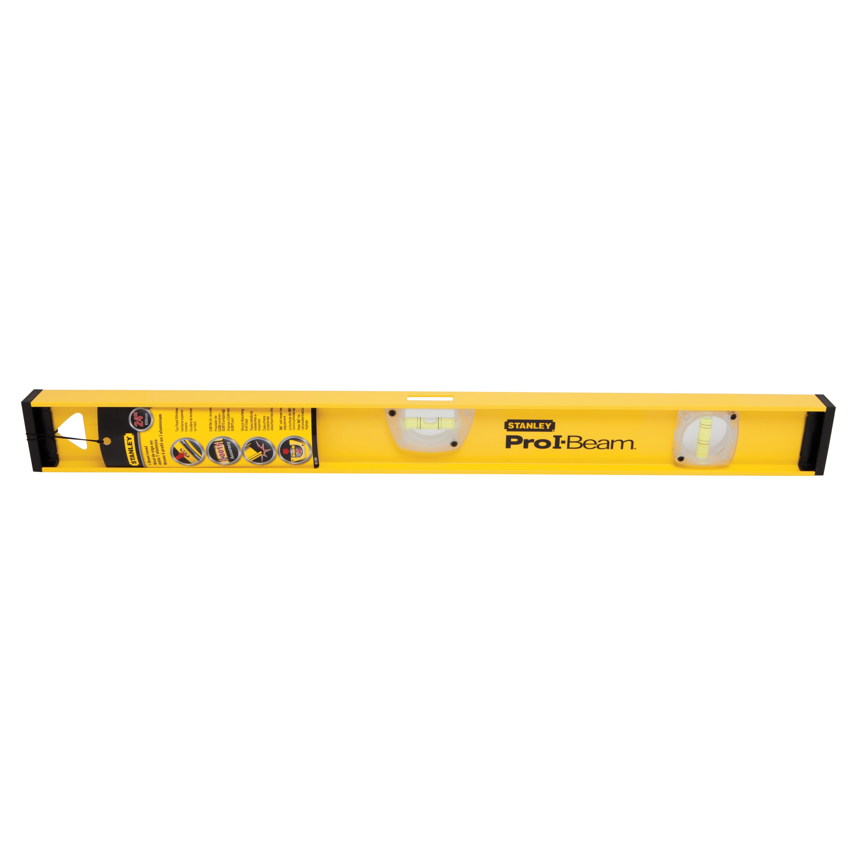 Stanley Tools - 24 in Professional IBeam Level - 42-240