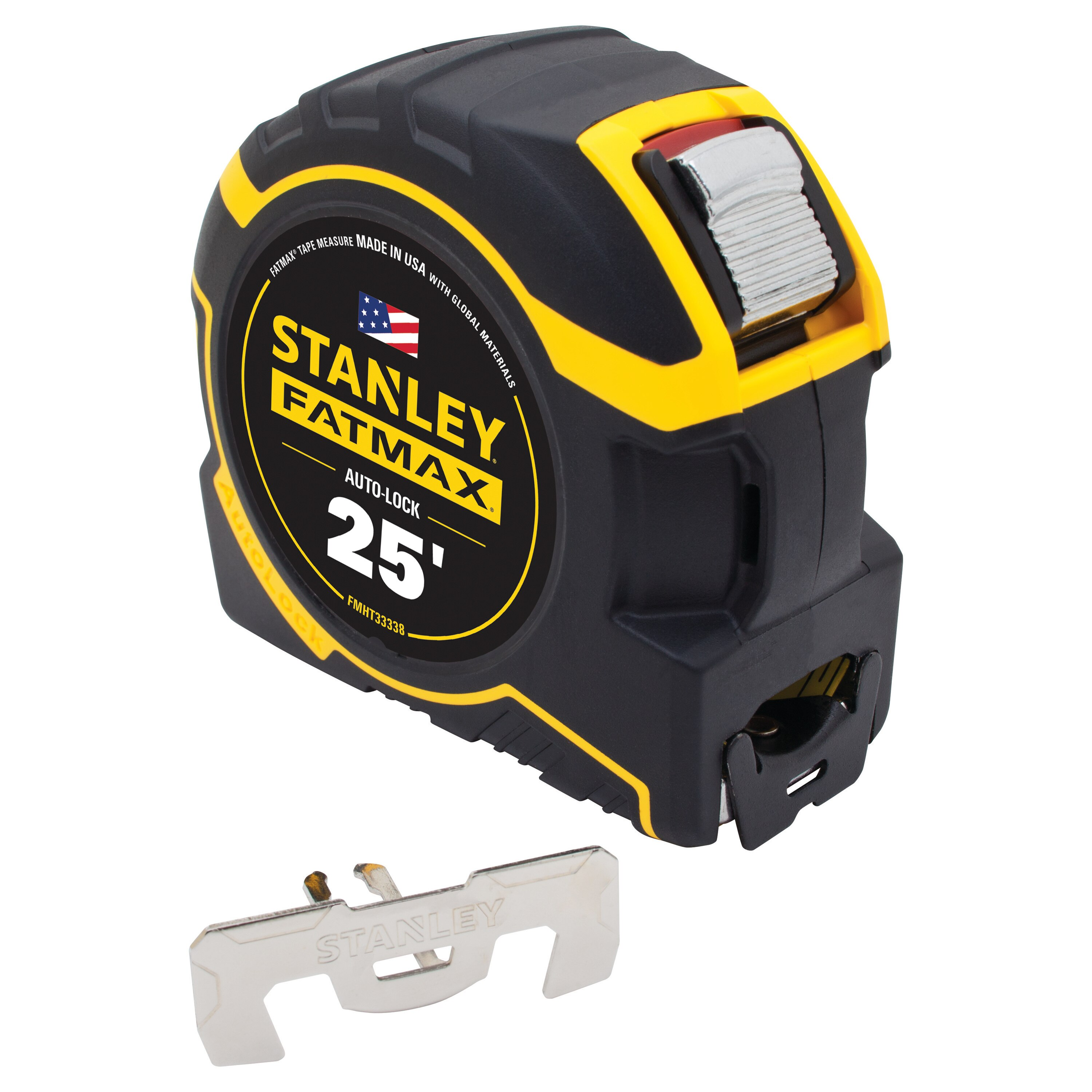 Stanley Tools - 25 ft FATMAX AutoLock Tape Measure - FMHT33338