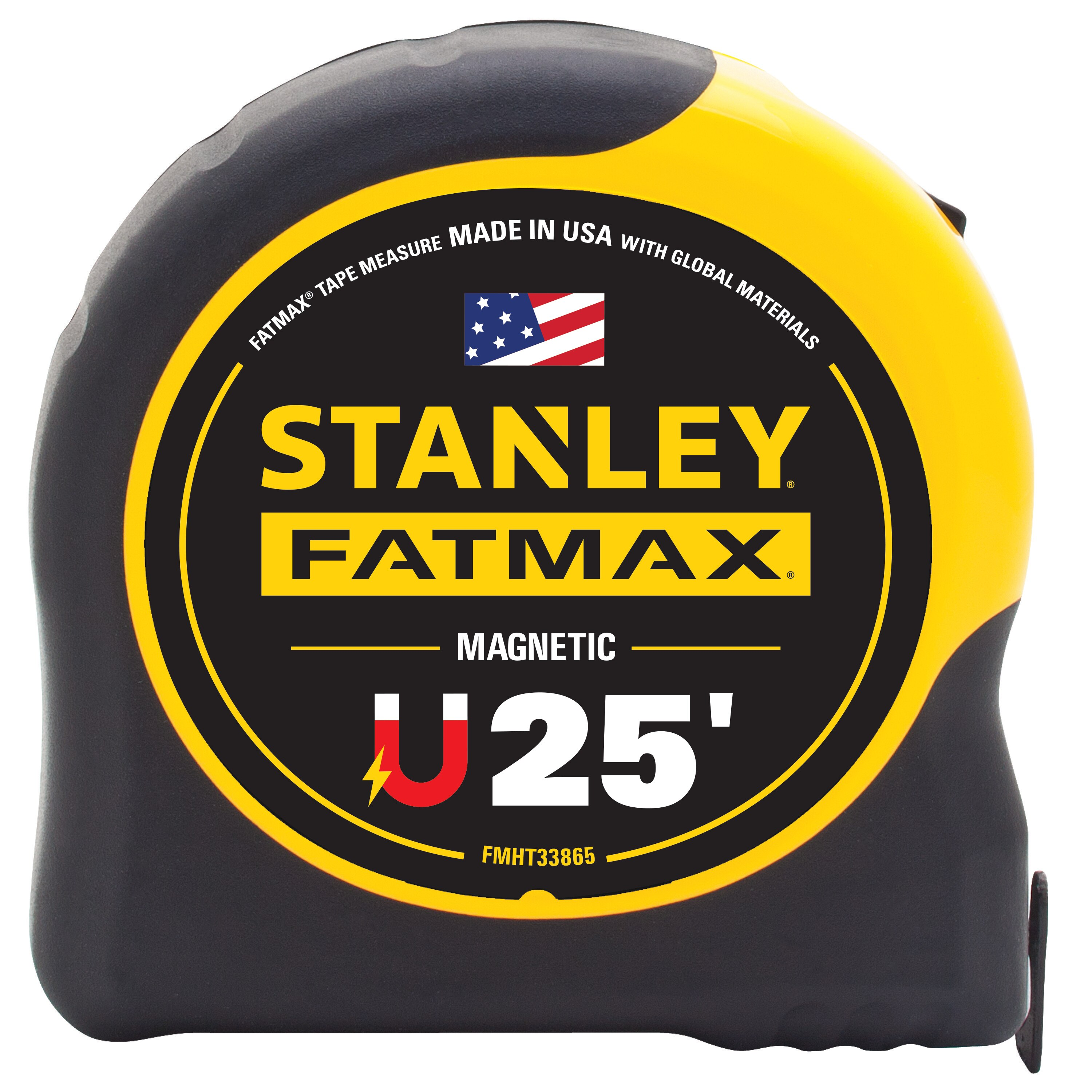 Stanley Tools - 25 ft FATMAX MagneticTape - FMHT33865