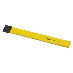 Stanley Tools - 114 in X 12 in Flat Cold Utility Chisel - 16-292