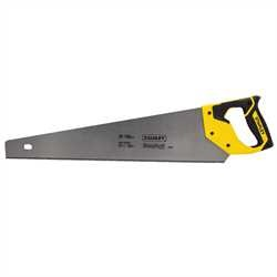 Stanley Tools - 15 in Finish Cut SharpTooth Saw - 20-526