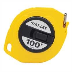 Stanley Tools - 100 ft Steel Long Tape - 34-106