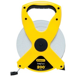 Stanley Tools - 200 ft Fiberglass Long Tape - 34-793