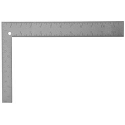 Stanley Tools - 12 in English Steel Square - 45-912