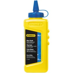 Stanley Tools - 8 oz Blue Chalk Refill - 47-803