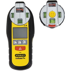 Stanley Tools - IntelliLaser Pro Stud Sensor and Laser Line Level - 77-500