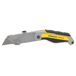 Stanley Tools - FATMAX ExoChange Folding Utility Knife - FMHT10289