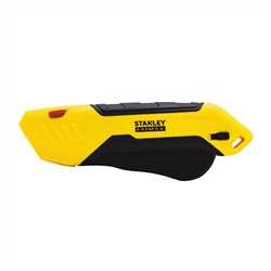 Stanley Tools - FATMAX AutoRetract Squeeze Safety Knife - FMHT10369