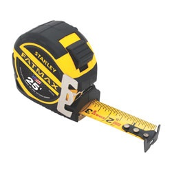 Stanley Tools - 25 ft FATMAX Tape Measure - FMHT33502S