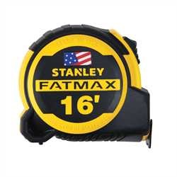 Stanley Tools - 16 ft FATMAX Tape Measure - FMHT36316S