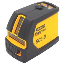 Stanley Tools - FATMAX SCLD Cross Line Combination Laser Level - FMHT77321