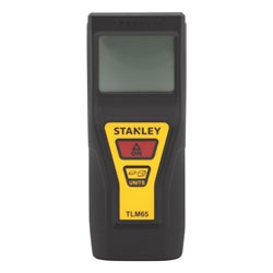 Stanley Tools - TLM65 65 ft Laser Distance Measurer - STHT77032