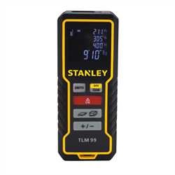 Stanley Tools - TLM99 Laser Distance Measurer - STHT77138