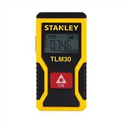 Stanley Tools - 30 ft Pocket Laser Distance Measurer - STHT77425