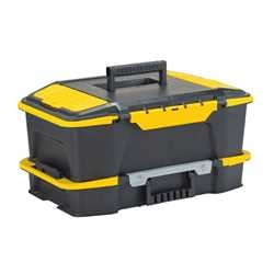 Stanley Tools - 19 in Click n Connect 2in1 Toolbox - STST19900