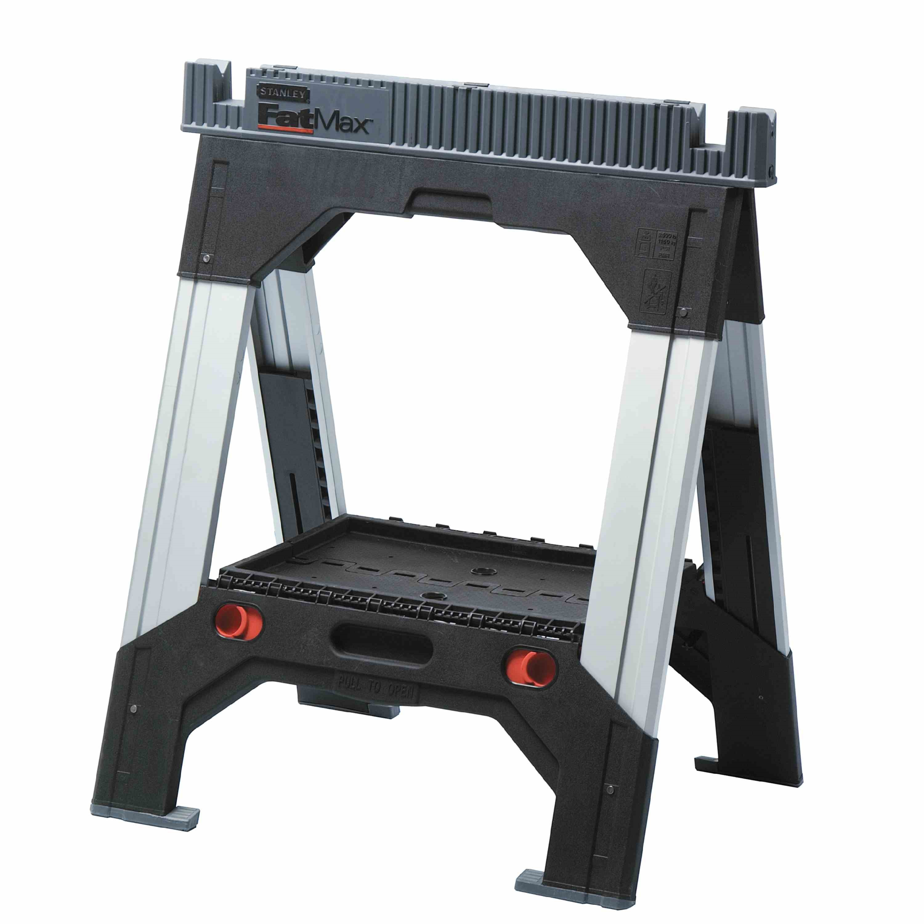 Stanley Tools - FATMAX Adjustable Leg Sawhorse - 011031S