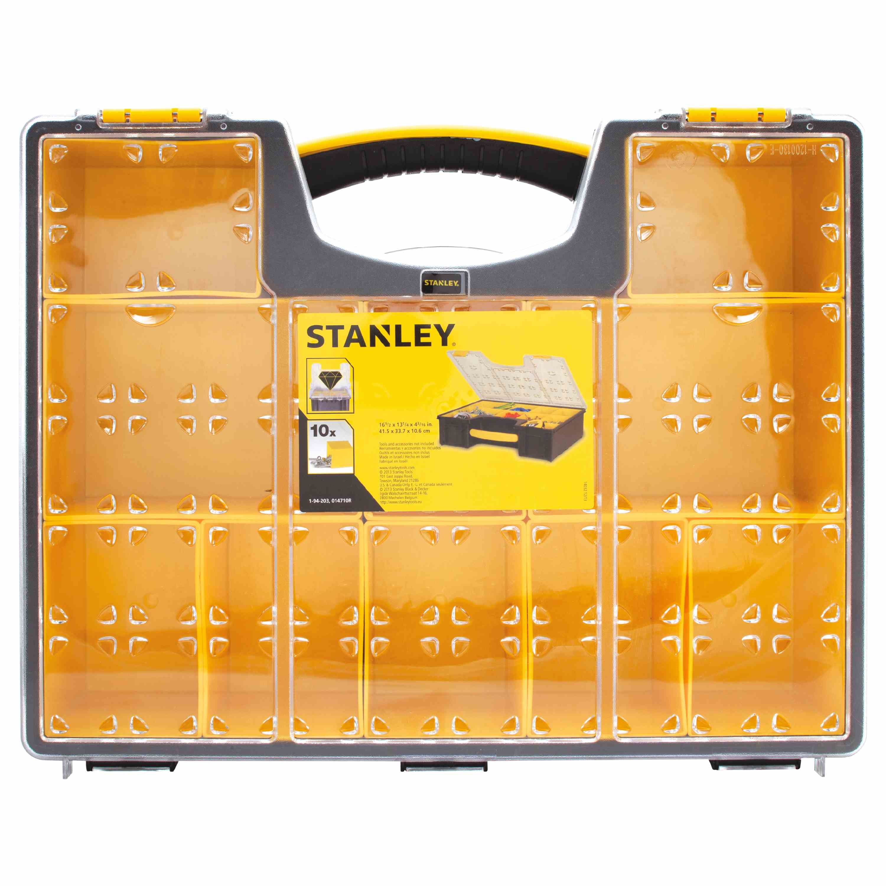 Stanley Tools - Deep Professional Organizer - 014710R