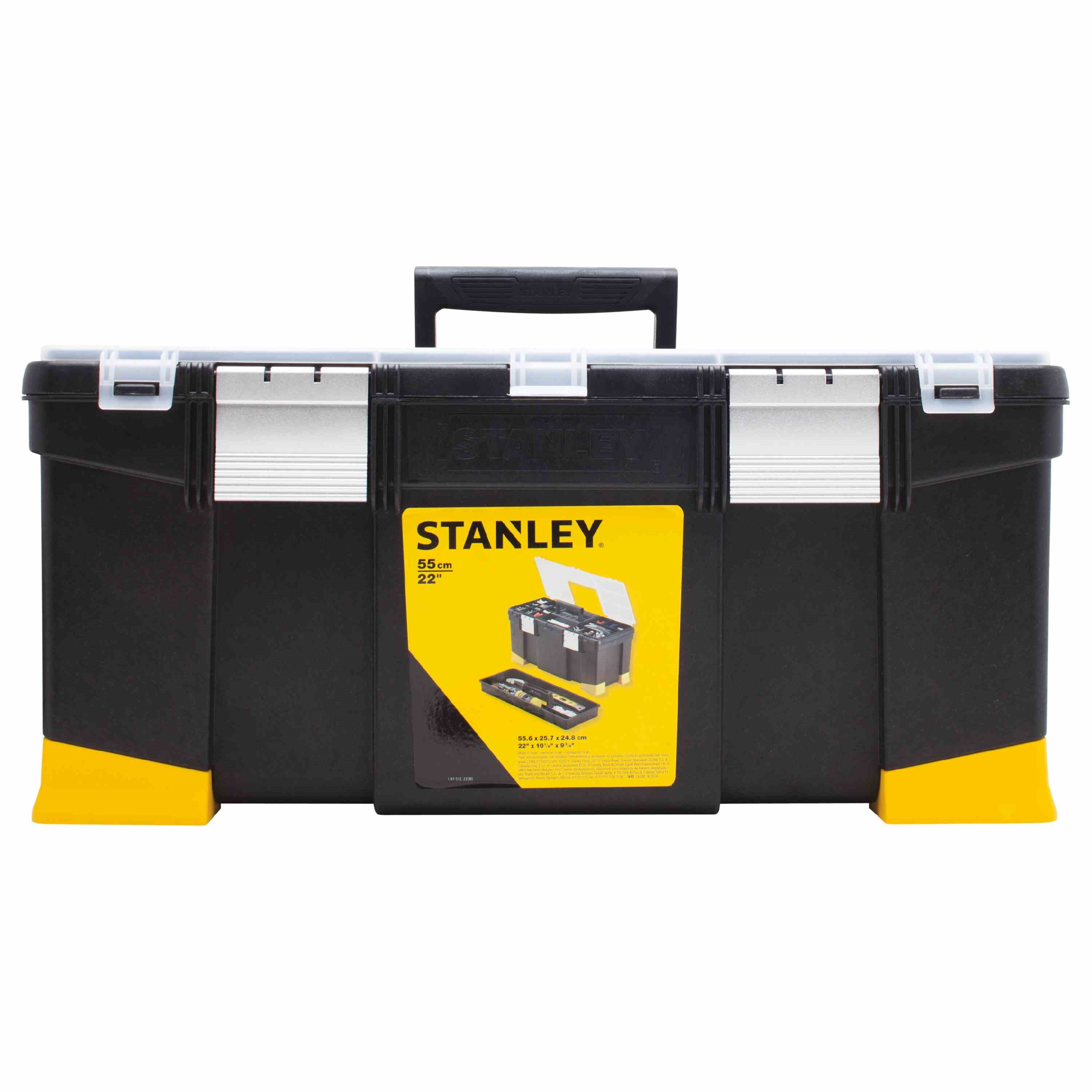 Stanley Tools - 22 in Toolbox  Organizer - 022080L