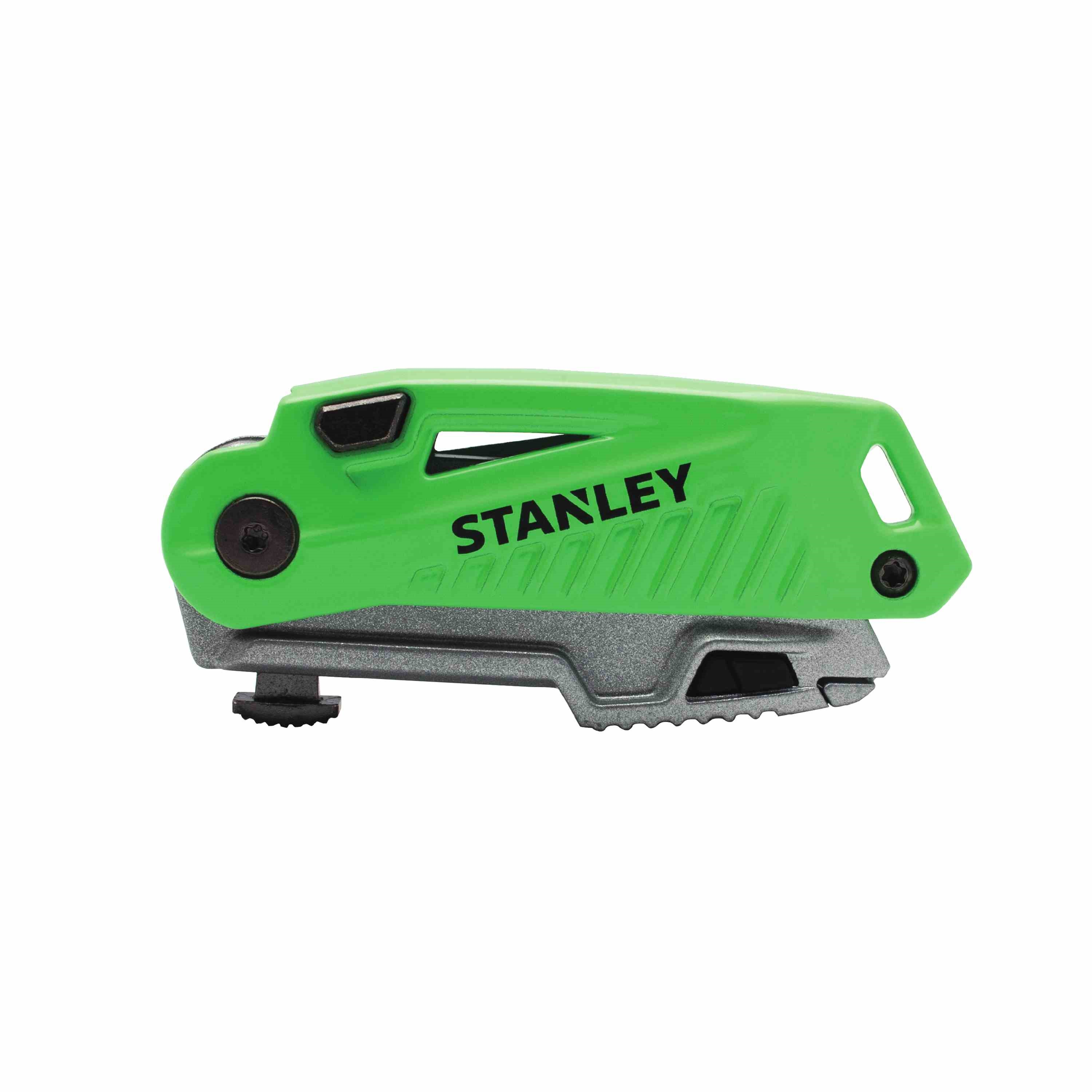 Stanley Tools - 6 in Folding Retractable Utility Knife - 10-823