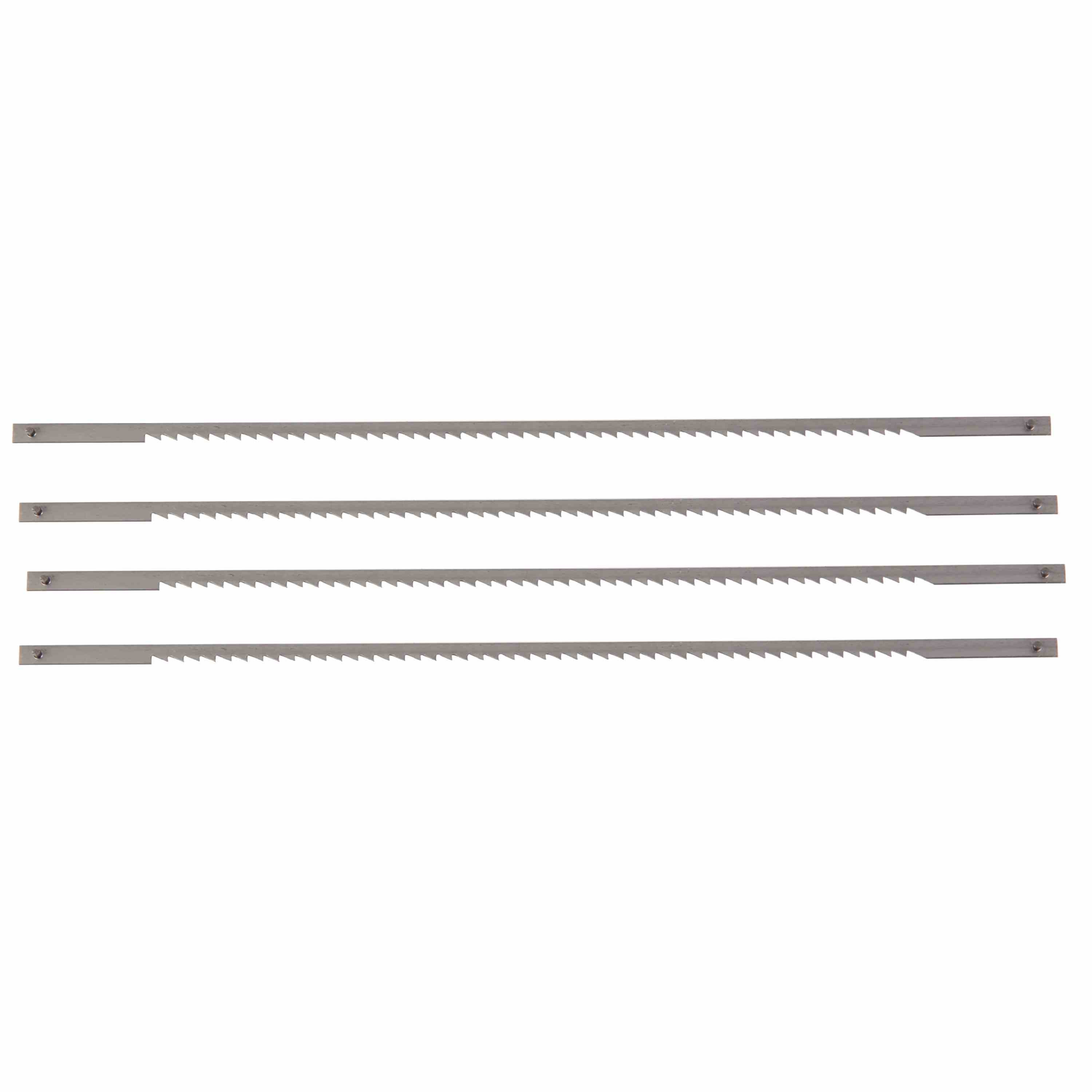 Stanley Tools - 4 pk 612 in x 10 TPI Coping Saw Blades - 15-058
