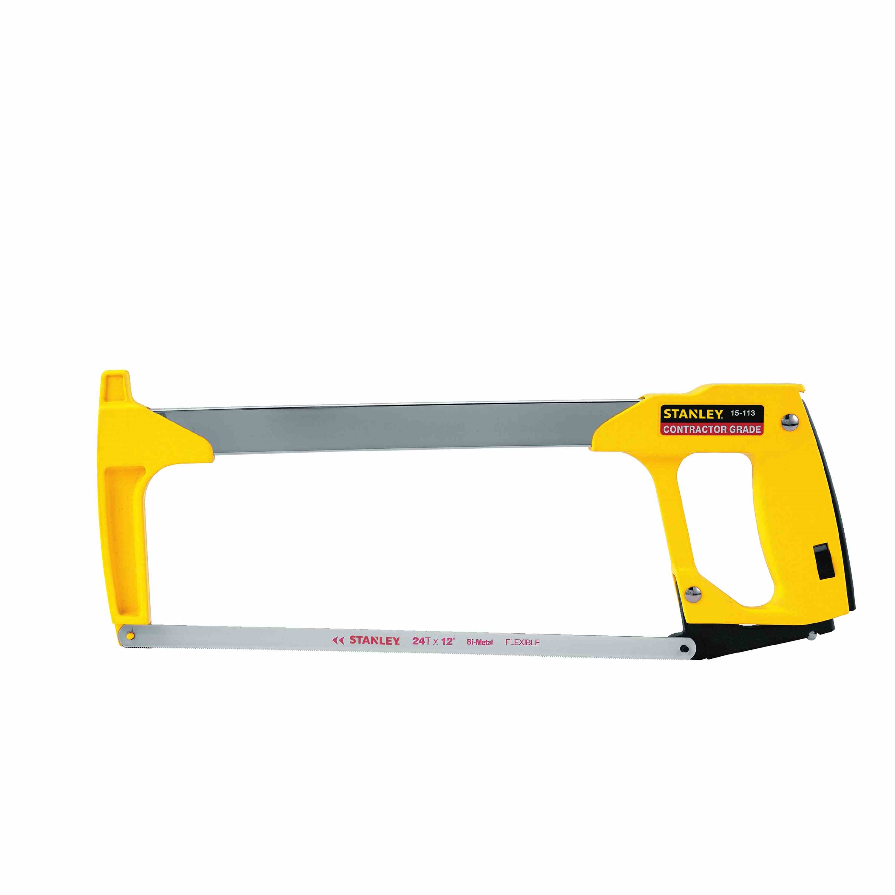 Stanley Tools - 12 in High Tension Hacksaw - 15-113