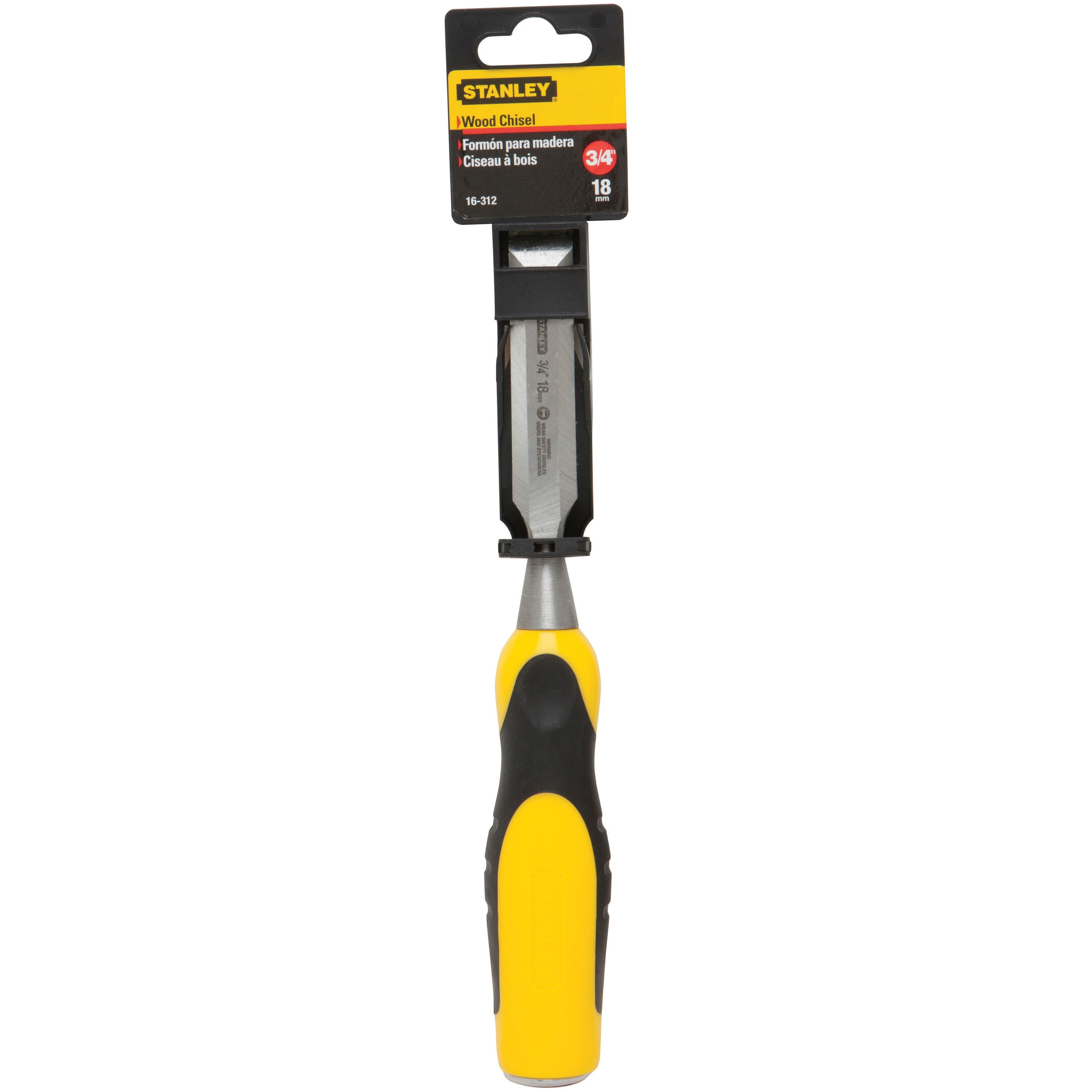 Stanley Tools - 34 in Wood Chisel - 16-312