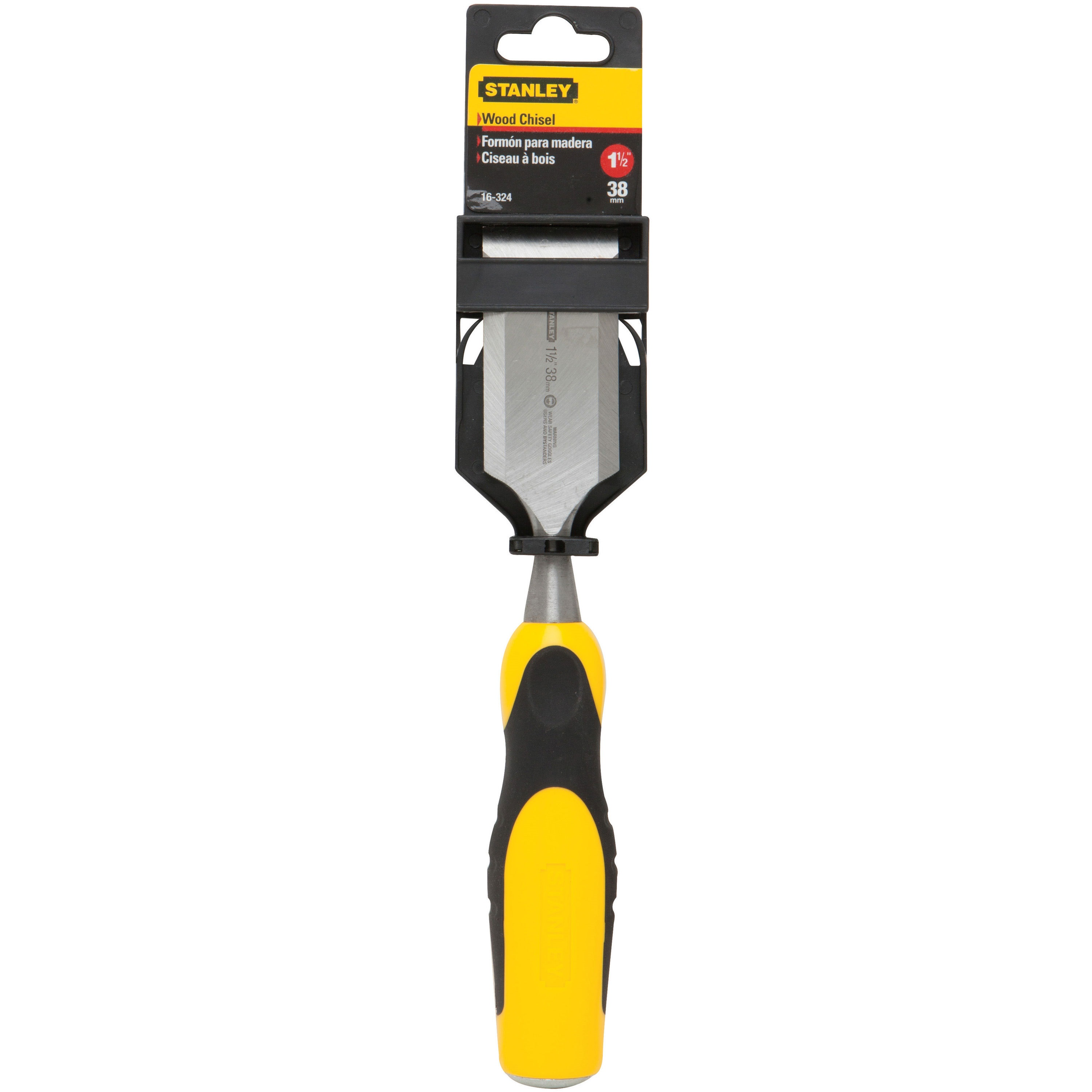 Stanley Tools - 112 in Wood Chisel - 16-324