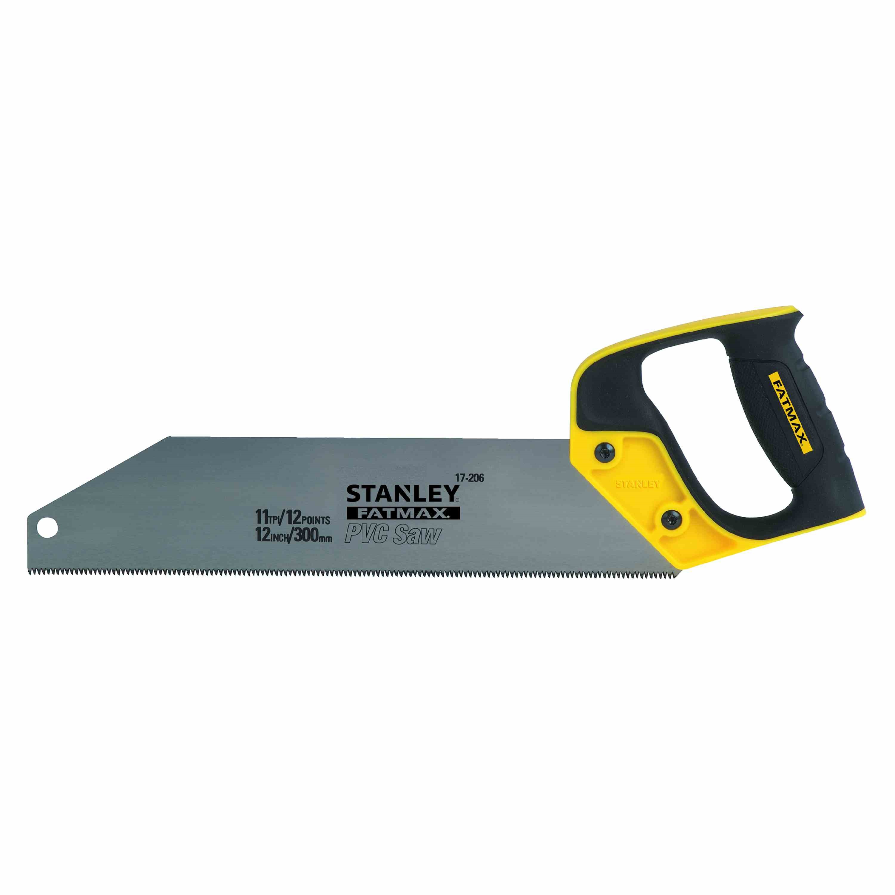 Stanley Tools - 12 in FATMAX PVC Saw - 17-206
