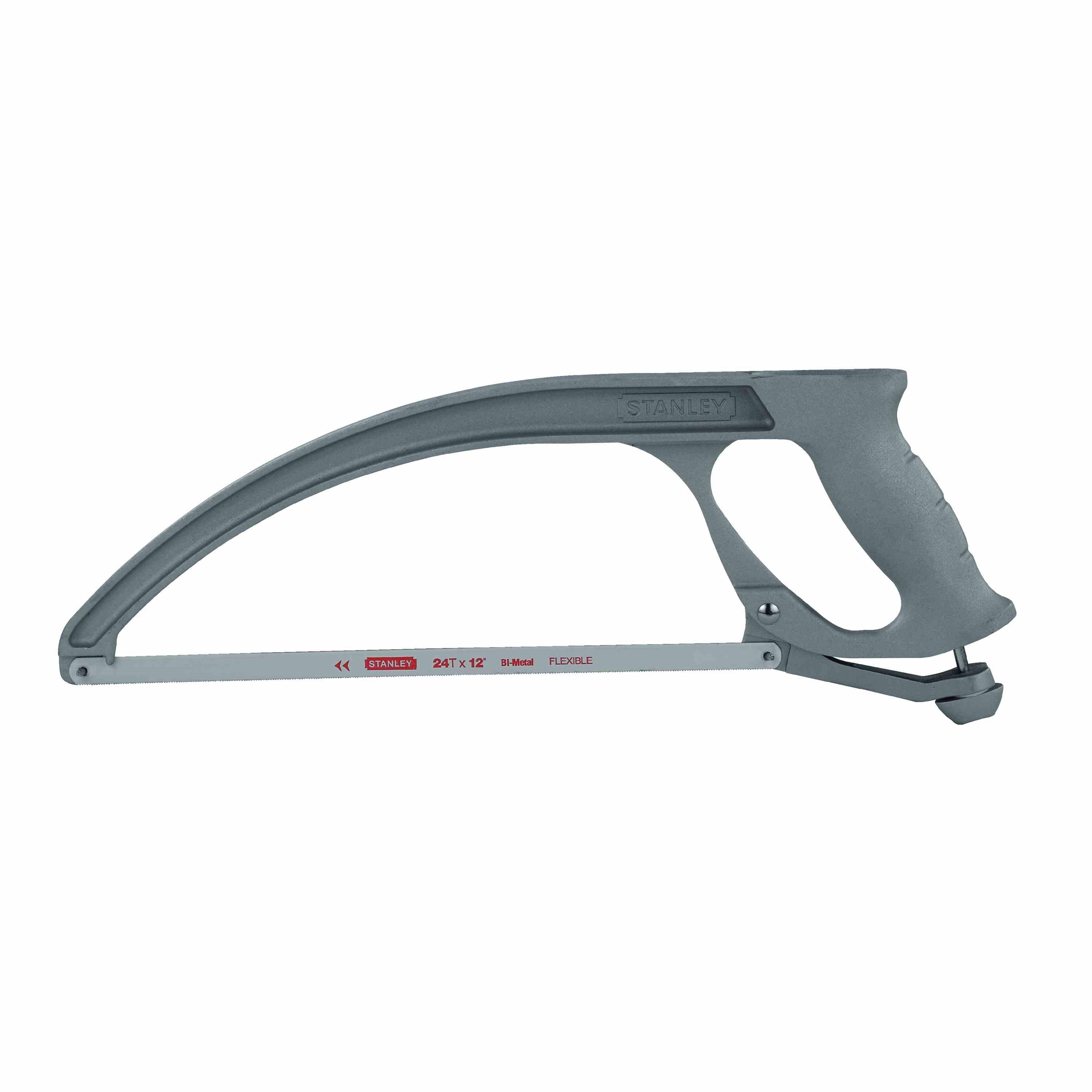 Stanley Tools - 12 in High TensionLow Profile Hacksaw - 20-001K