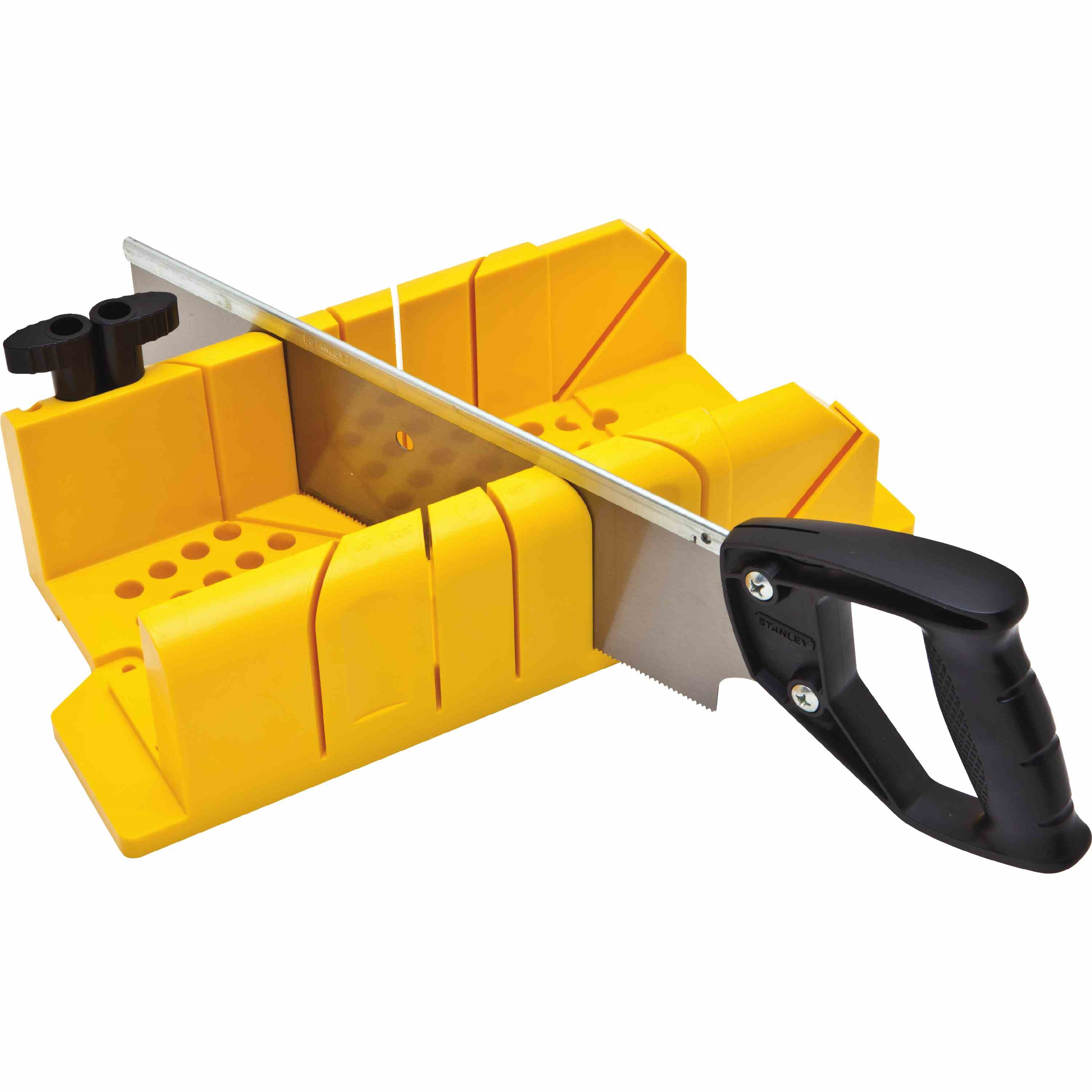 Stanley Tools - Clamping Mitre Box with 14 in Saw - 20-600