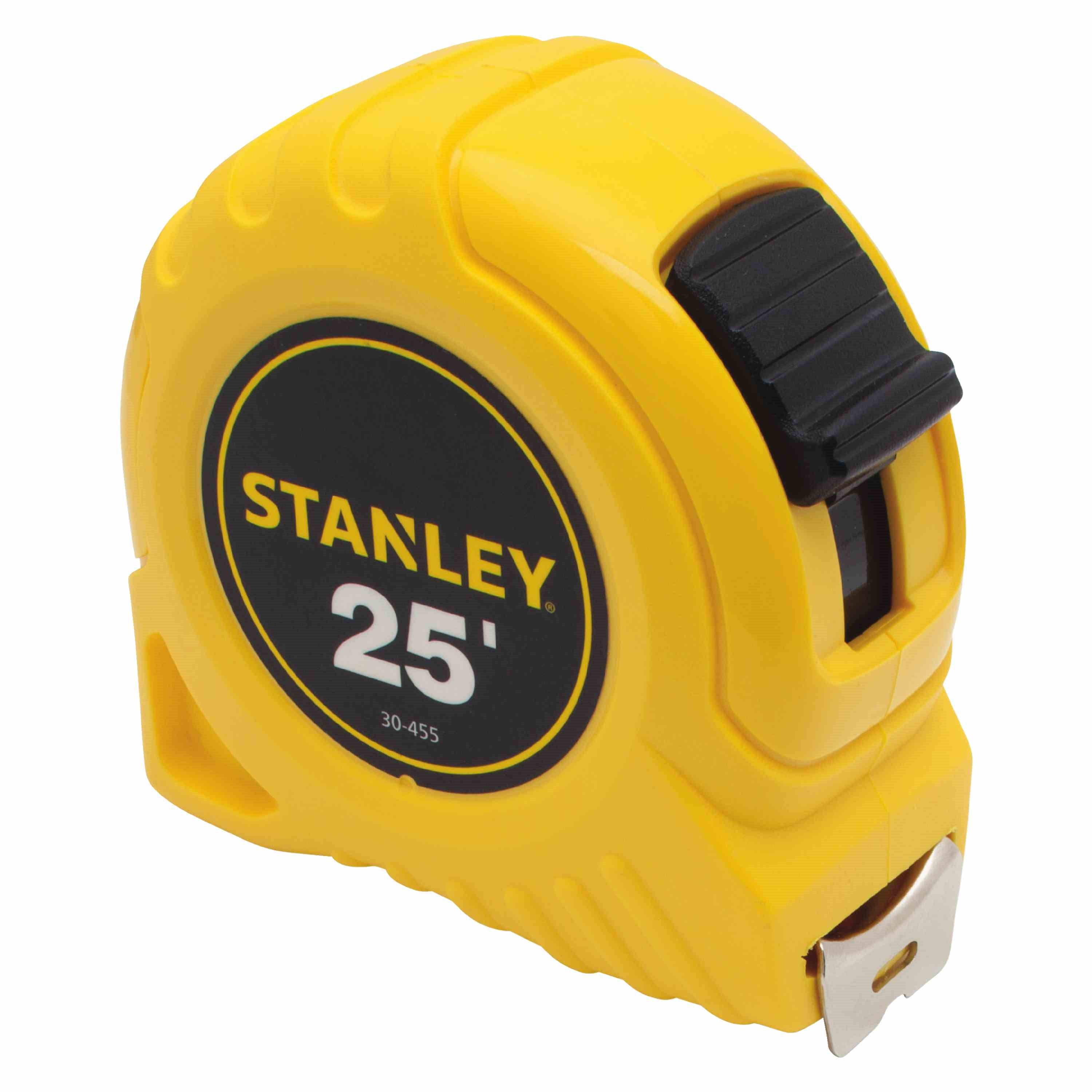 Stanley Tools - 25 ft Tape Measure - 30-455