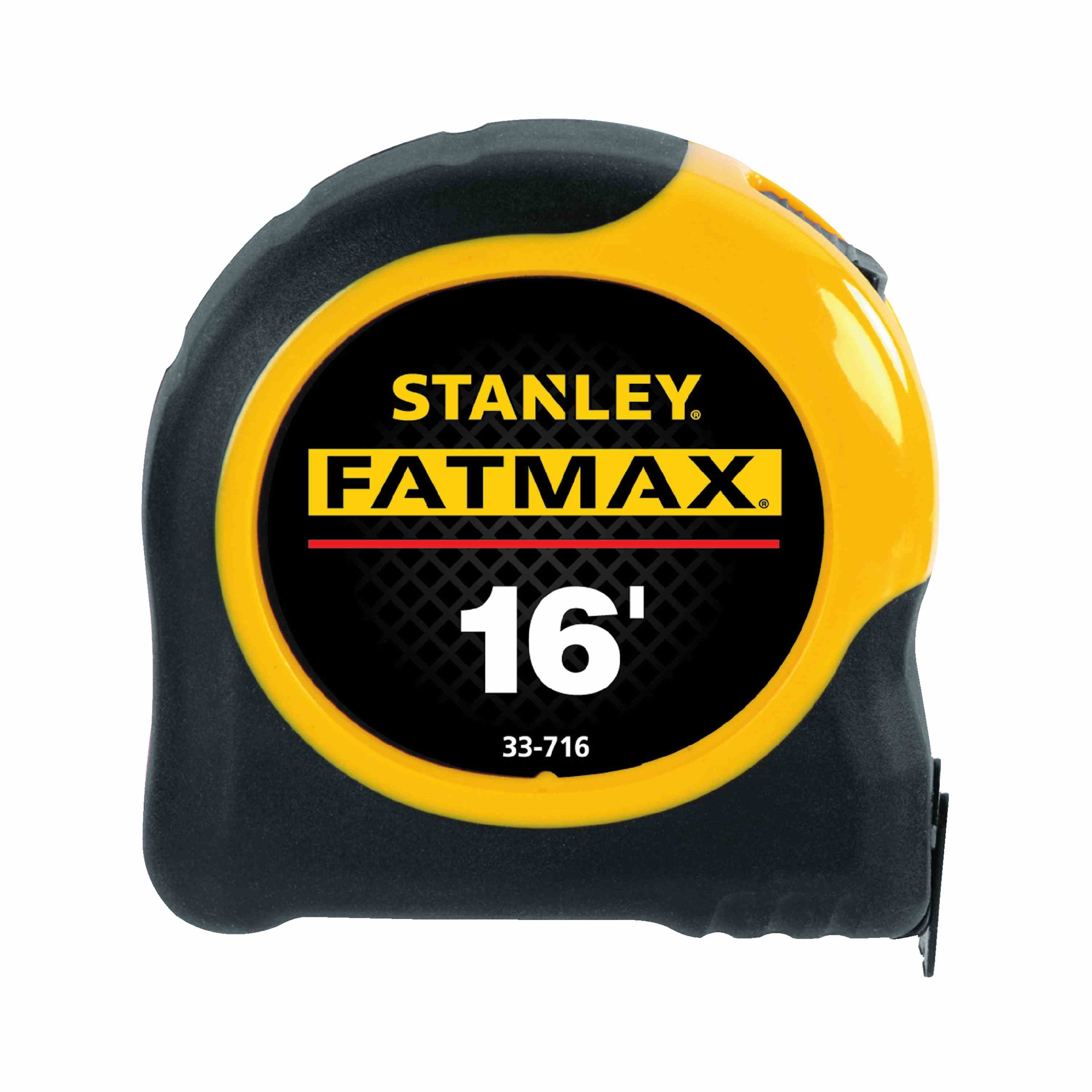 Stanley Tools - 16 ft FATMAX Classic Tape Measure - 33-716