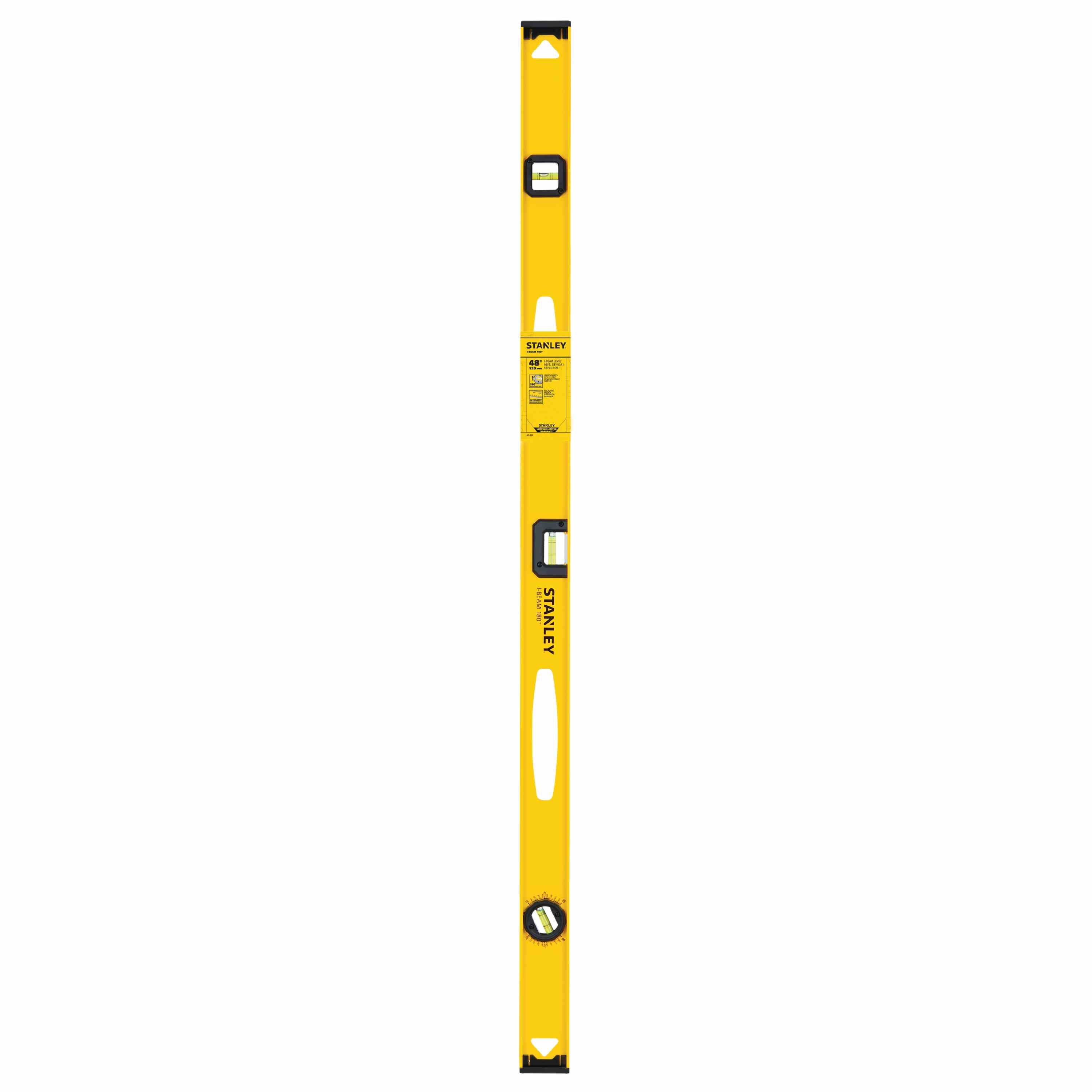 Stanley Tools - 48 in IBeam 180 Level - 42-328