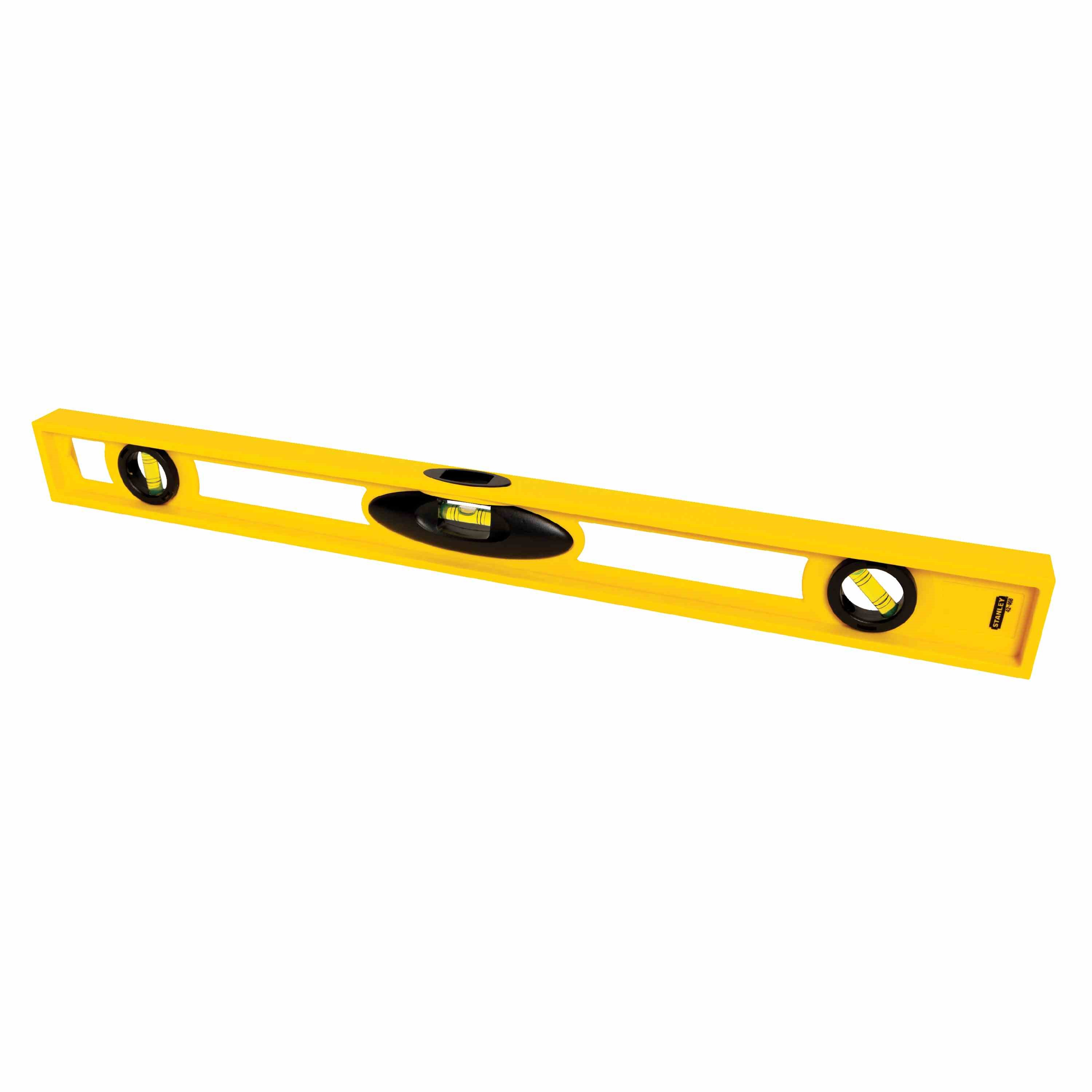 Stanley Tools - 24 in High Impact ABS IBeam Level - 42-468