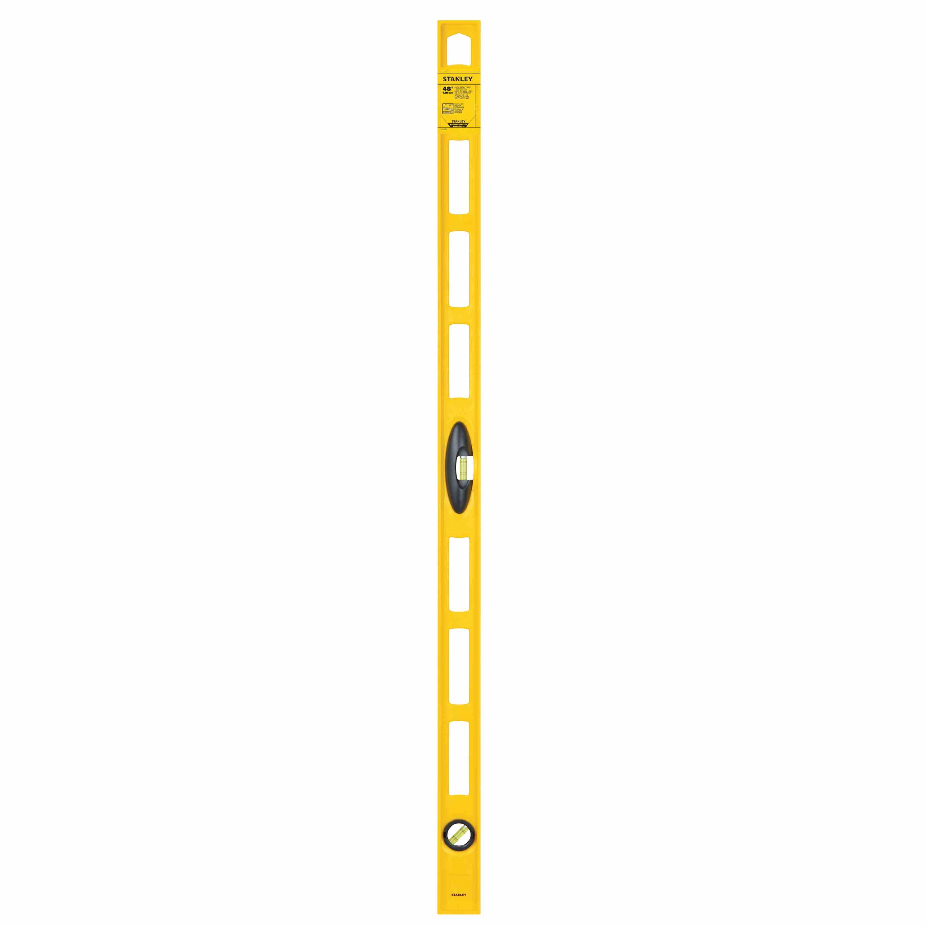 Stanley Tools - 48 in High Impact ABS IBeam Level - 42-470