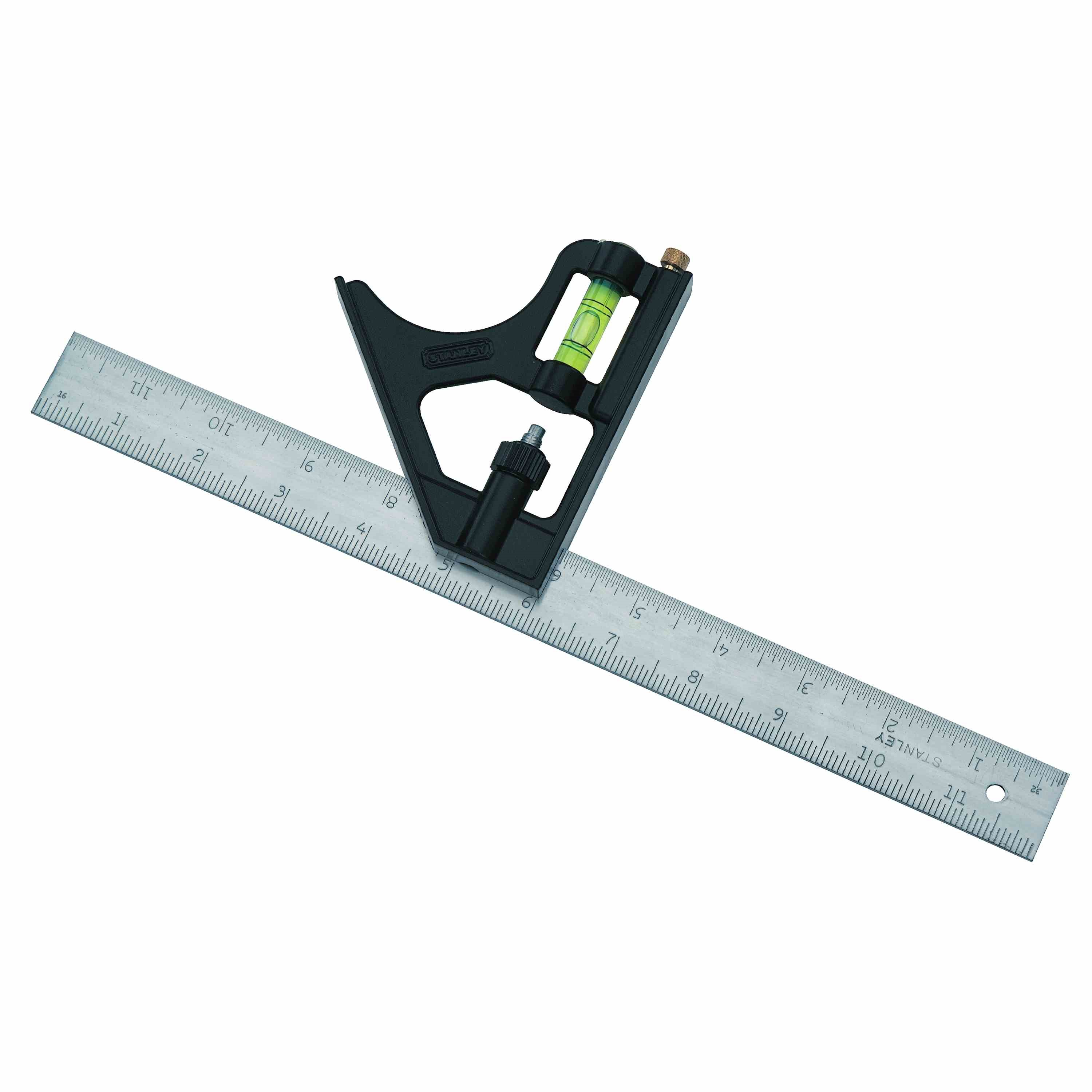 Stanley Tools - 12 in Combination Square - 46-222
