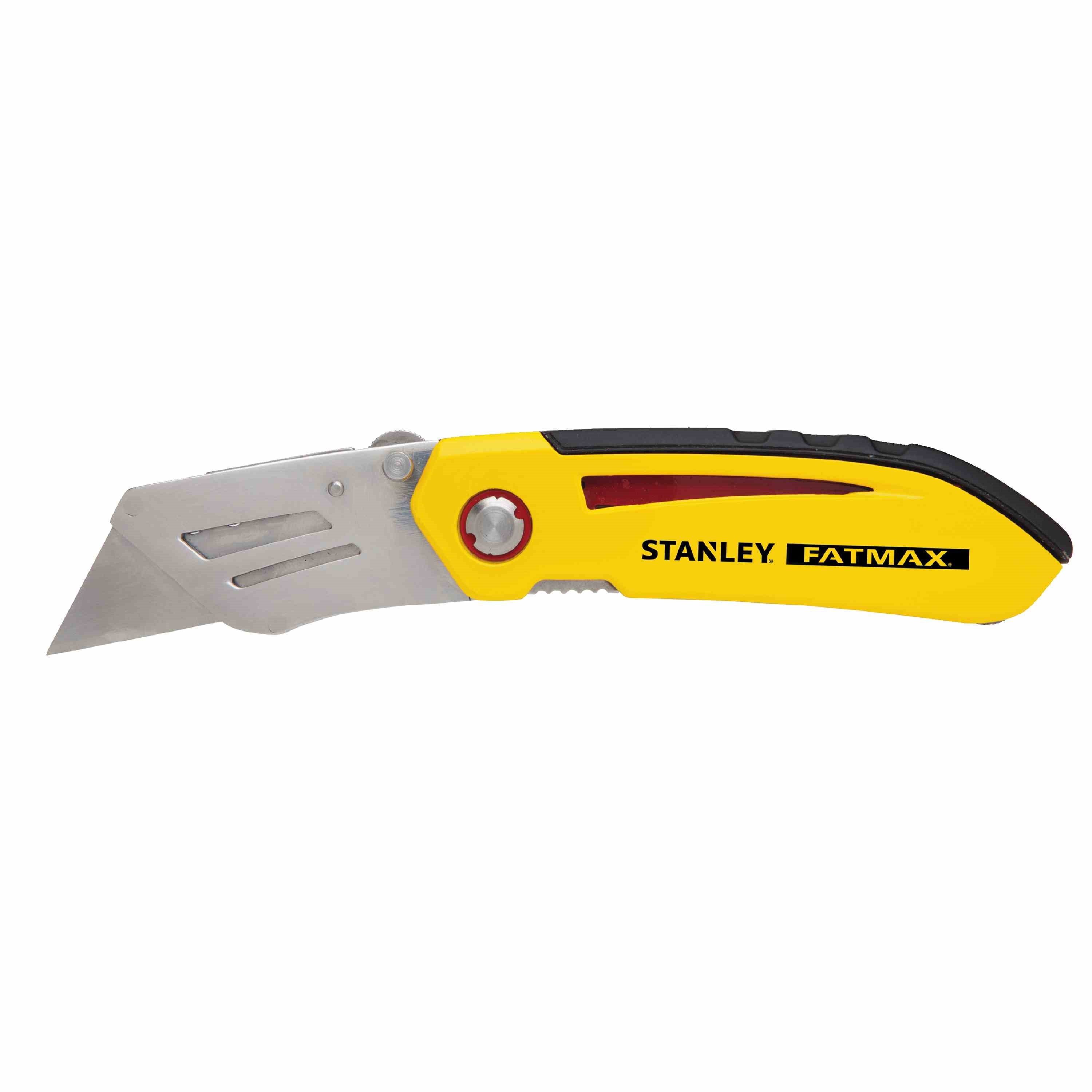 Stanley Tools - 614 in Fixed Folding Utility Knife - FMHT10827