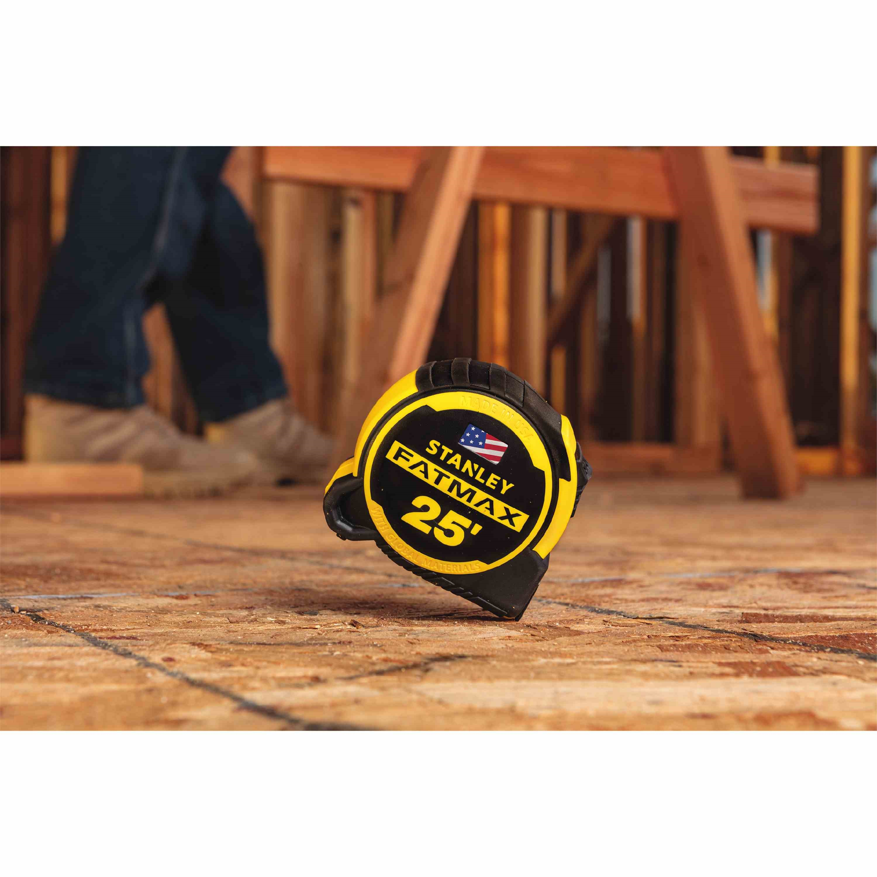 Stanley Tools - 2018 FATMAX 25 ft Tape Measure - FMHT36325S