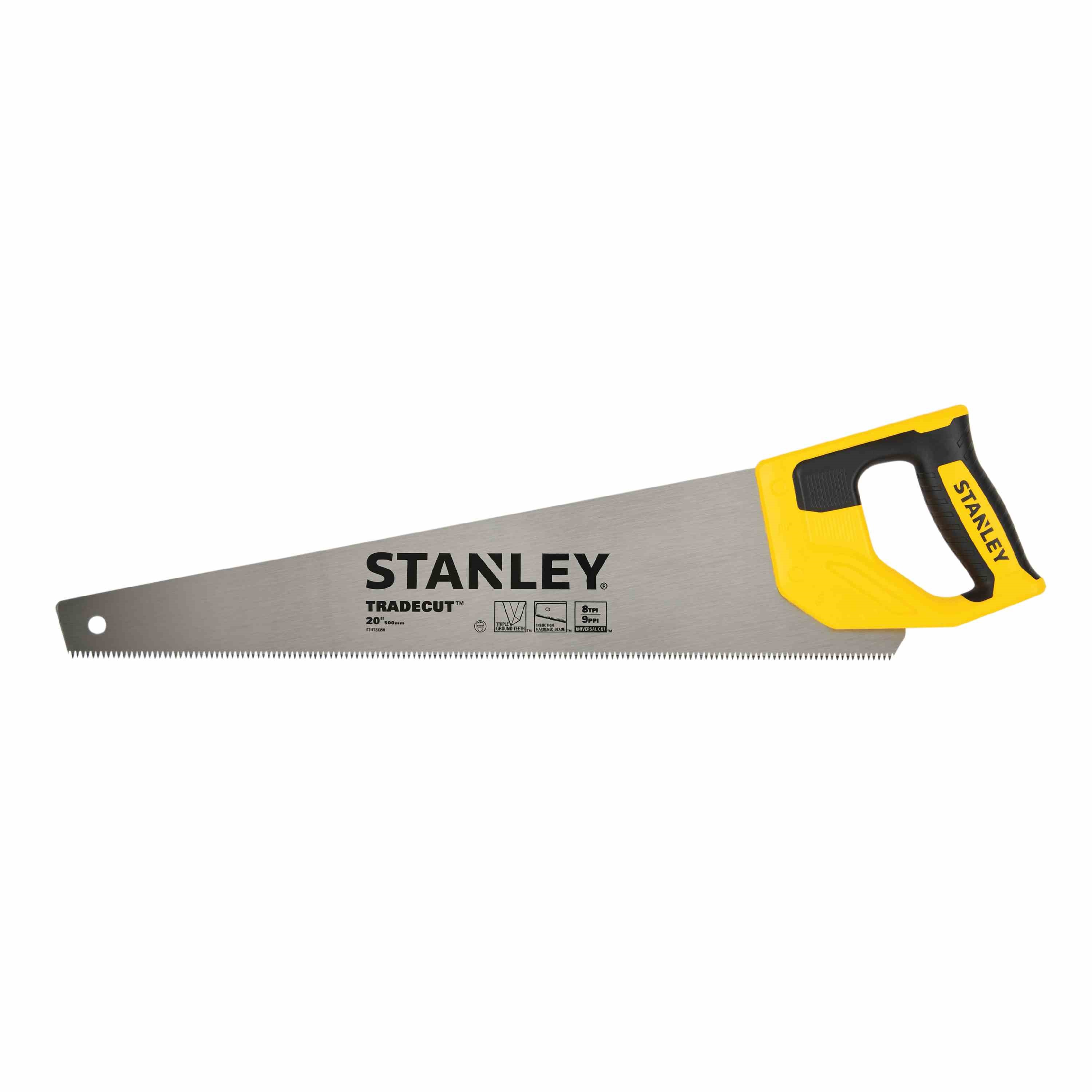 Stanley Tools - 20 IN TRADECUT PANEL SAW - STHT20350