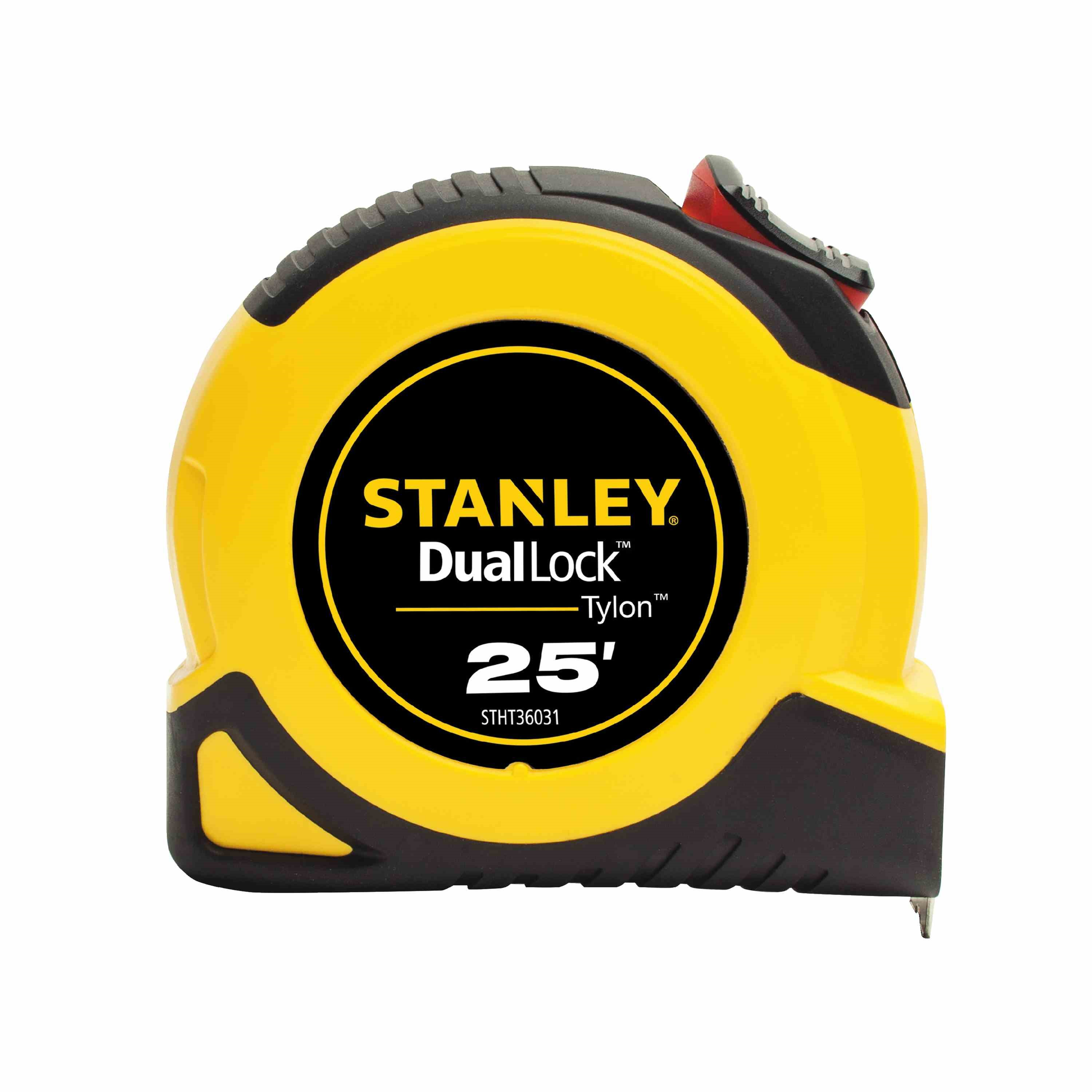 Stanley Tools - 25 ft DualLock Tape Measure - STHT36031S