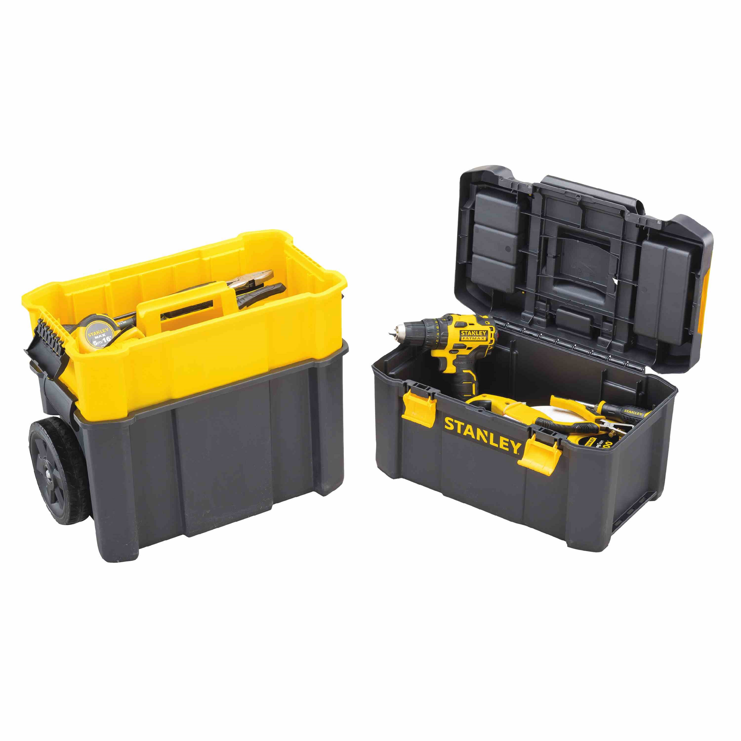 Stanley Tools - Essential Rolling Workshop - STST18631